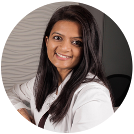 Mee Dr. Nisha Patel, B.D.S., M.D.S, M.S. of Major Dental Clinics Chicago Office