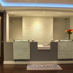 Our friendly staff will greet you and help you with appointment at Major Dental Clinics find out who we are